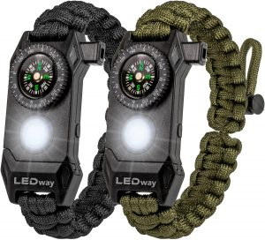 A2S Protection LedWay Paracord