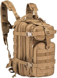 Army Camo Small Military Tactical Backpack