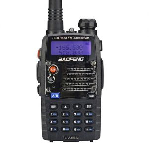 Baofeng UV5RA Best Survival Radio