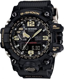 Casio Black G Shock Mudmaster