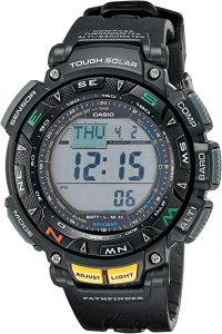 Casio Triple Sensor Pathfinder Watch