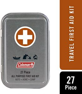 Coleman 27 Pieces Mini First Aid Kit