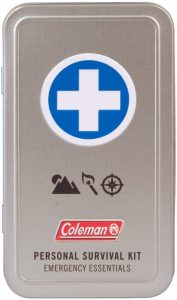 Coleman Metal First Aid Kid