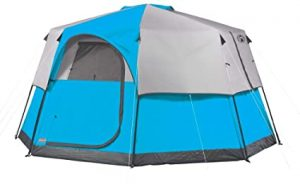 Coleman Octagon-Shaped Tent