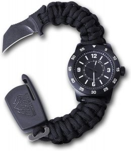 Cqd Zinc ParaClaw Survival Watch