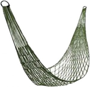 EarlyBirdSavings Meshy Rope Hammock Sleeping Net