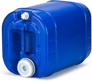Emergency Survival Supply Container