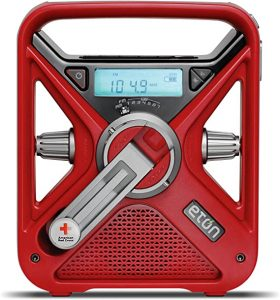 Eton American Red Cross Survival Radio