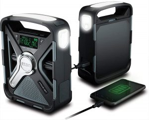 Eton Emergency Weather Bluetooth Radio