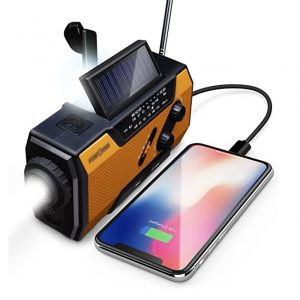 FosPower Portable Radio