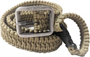 Foxtrot 4 Colors 550lb Survival Belt
