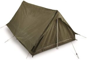 French Military F1 Tent