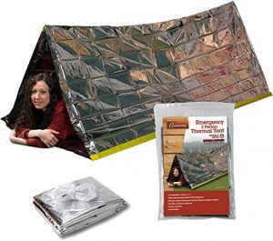Grizzly Gears Emergency Tube Tent