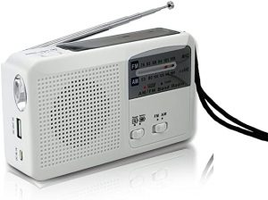 Hoshine Radio Self Powered Radio