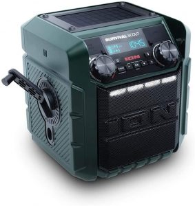 Ion Audio iPA95 Survival Radio