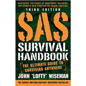 John 'Lofty' Wiseman 3rd Edition Best Survival Book