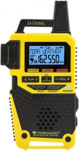 La Crosse Technology S83301-1 Radio