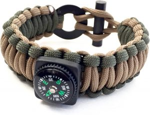 Last Man Survival Kit Bracelet