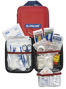 Lifeline Compact 85-piece First Aid Kit