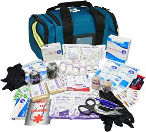 Lightning X First Responder Basic Medic Kit