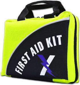 Lightning X Hi-Vis First Aid Kit