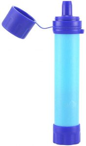 Lixada Straw Water Filter