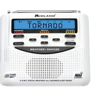 Midland Best Emergency Radio
