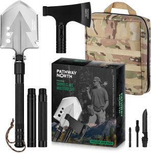 Pathway North Multi-Tool Shovel