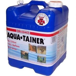 Reliance Aqua-Tainer Best Water Storage Container