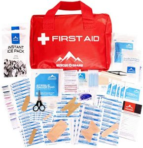 Rescue Guard 200 pieces First Aid Kit