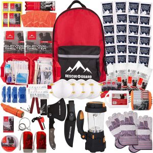 Rescue Guard Hurricane Disaster Kit