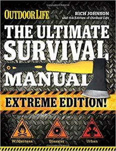 Rich Johnson Extreme Outdoor Life Survival Guide