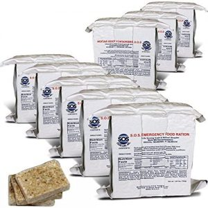 S.O.S Rations 3600 Calorie Food Bar