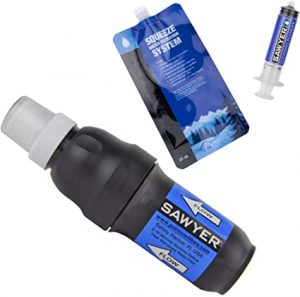 Sawyer Products Squeeze Water Filter System