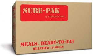 Sure-Pak Ready To Eat Meal