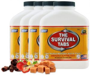 Survival Tabs Food Ration