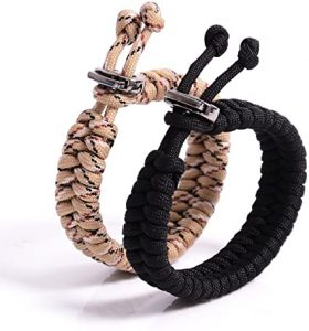 The Friendly Swede Fish Tail Paracord