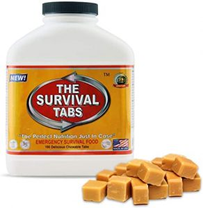 The Survival Tabs Food For Kayaking