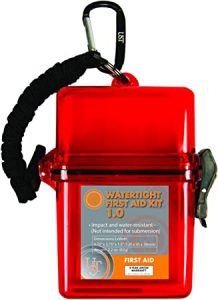 Ust Outdoor Survival First Aid Kit
