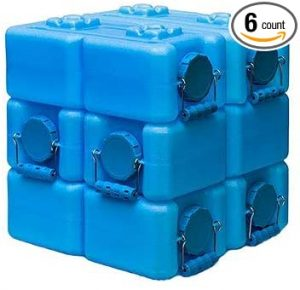 WaterBrick Blue Container