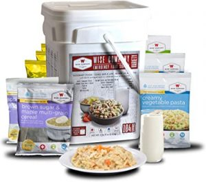 Wise Company Food Supply 104 Servings