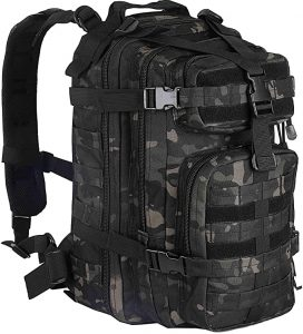 Wolf WarriorX Tactical Backpack