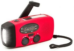 Yoby Red Survival Radio