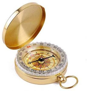 Fangstar Survival Pocket Compass