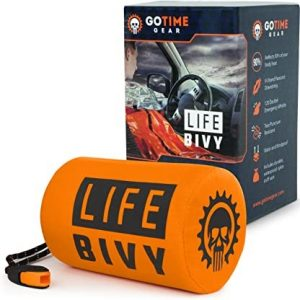 Go Time Gear Life Bivy Best Emergency Blanket