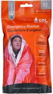 S.O.L Survive Outdoors Blanket