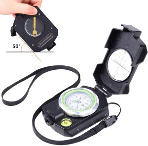 Sportneer Lensatic Compass
